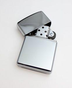 upaljač srebrni