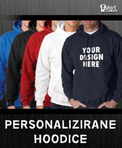 personalizirane majice s kapuljačom