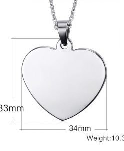 lančić srce