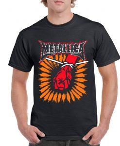 Metallica preslikač